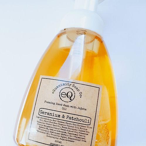 Foaming Hand Soap with Jojoba Oil