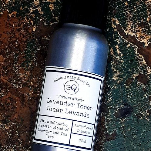Lavender Facial Toner- ALCOHOL-FREE