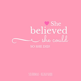 She believed she could.jpg