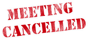 Council Meeting tonight has been Cancelled.