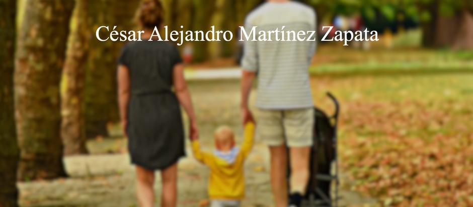 Algo de lo simple; César Martínez Zapata