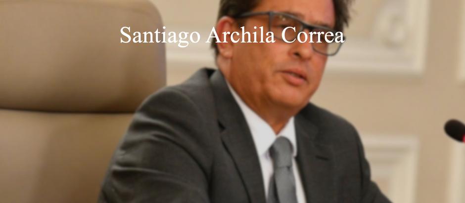 Reforma disfuncional; Santiago Archila