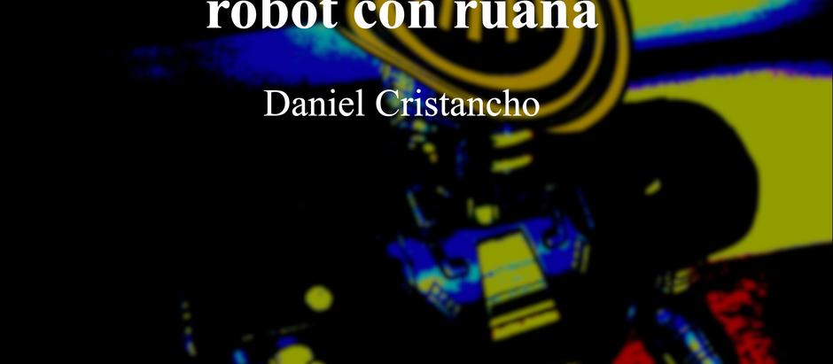 Fusión Charly: ritmos de un robot con ruana; Daniel Cristancho