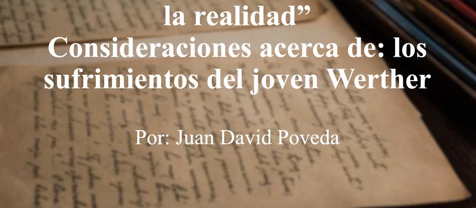 """""""EL SINSABOR DE LA VIDA DE UN HUMANO CEGADO POR LA DESILUSIÓN DE LA REALIDAD""""; Juan Poveda"""