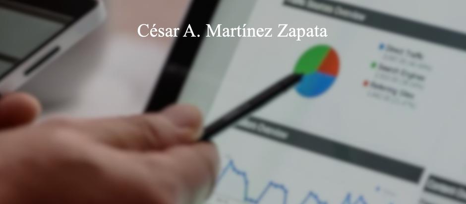 El Espejo del Cliente; César Martínez Zapata