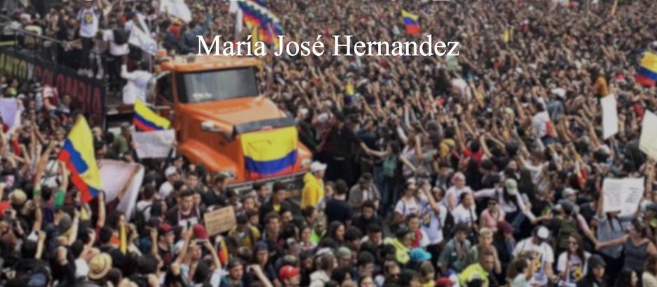 ¿Por qué hay paro?; María José Hernandez