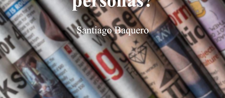 ¿La política corrompe a las personas?; Santiago Baquero Rey