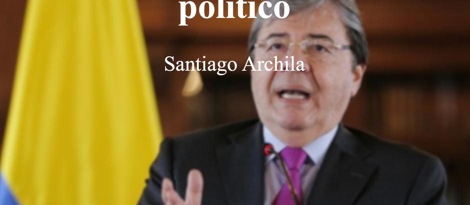 Despedida al hombre, no al político; Santiago Archila