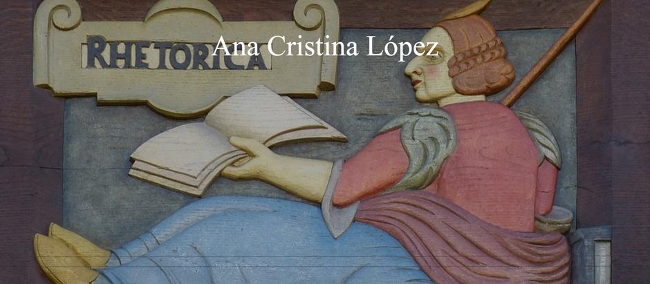 El Arte de la Oratoria; Ana Cristina López
