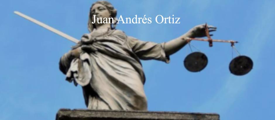 Economía vs. Derecho; Juan Andrés Ortiz