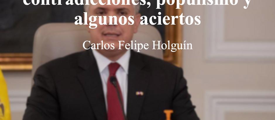 La tributaria: Entre contradicciones, populismo y algunos aciertos; Carlos Felipe Holguín