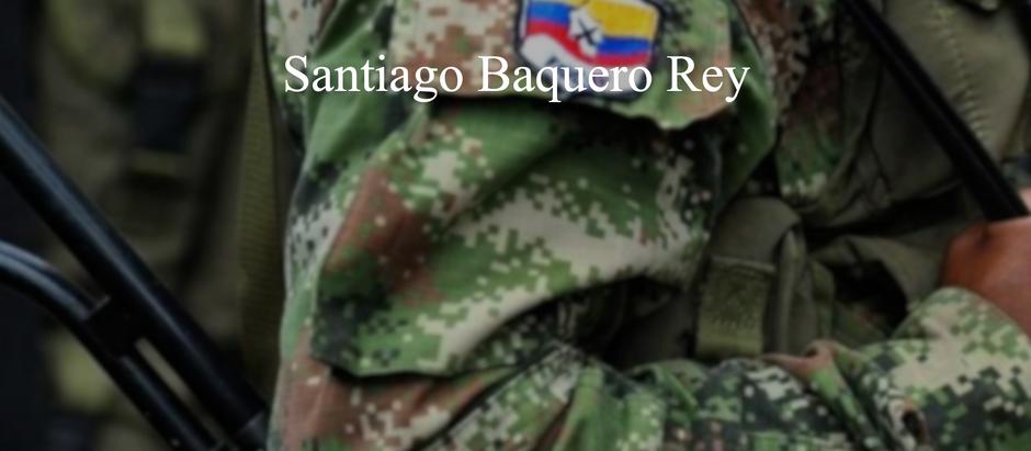 Que Paradoja; Santiago Baquero Rey