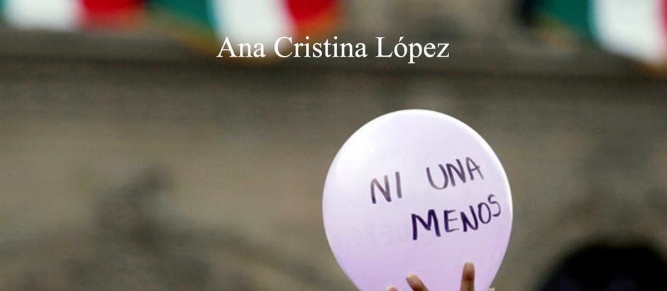 EL GRITO; Ana Cristina López Avíla