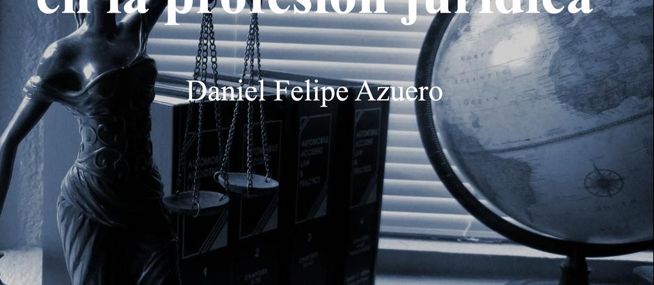 Desigualdad de género en la profesión jurídica; Daniel Felipe Azuero