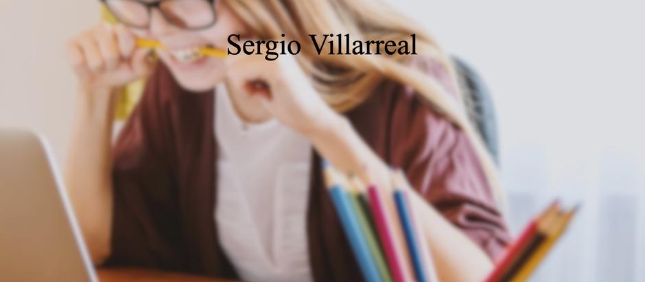 Es Tema de Niños; Sergio Villarreal