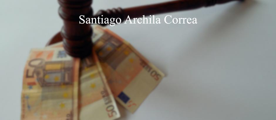 Cartel de la toga II; Santiago Archíla
