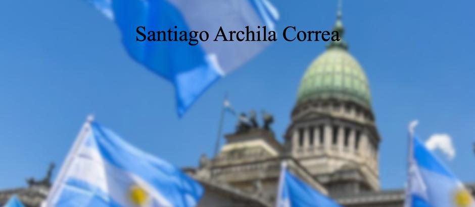 Masacre Empresarial; Santiago Archila