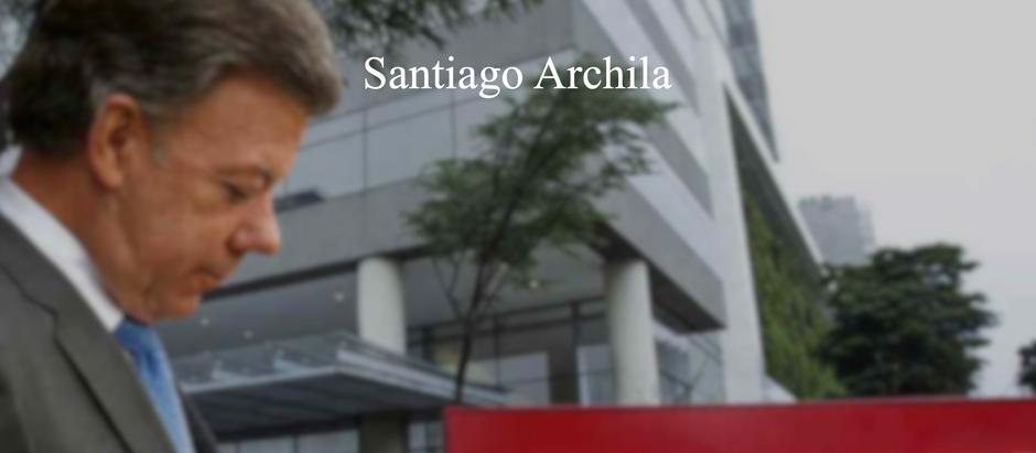 El Régimen sigue vivo; Santiago Archila
