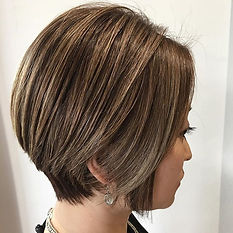 ura satsuki SHORT HAIR SINGAPORE HAIR CUT GOLG COLOR HIGHLIGHT