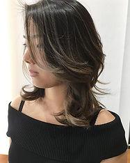 urakami satsuki JAPANESE HAIR SALON SINGAPORE HAIR CUT COLOR HIGHLIGHT NATURAL