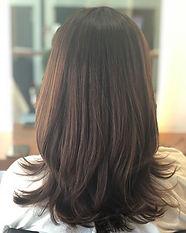 urakami satsuki JAPANESE HAIR SALON SINGAPORE HAIR CUT COLOR PINK BROWN