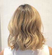 urakami kana JAPANESE HAIR SALON SINGAPORE HAIR CUT COLOR GOLD BLEACH