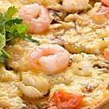 ゲーンキャオワンタレーピザ
