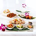 【土日祝日限定】2時間飲み放題付!選べるメインディッシュの本格タイ料理プラン 全7品