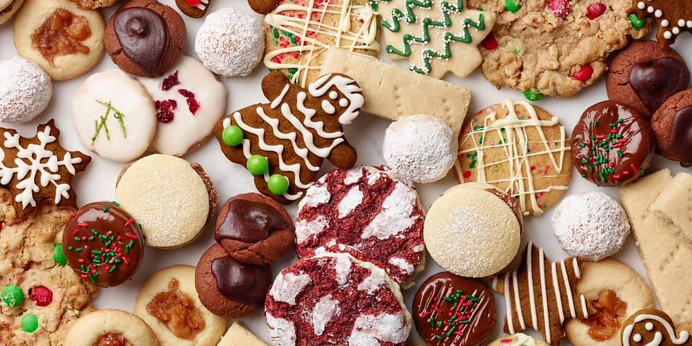Annual Christmas Day Cookie Project