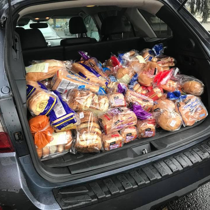 Safeway to Urban Gleaners Delivery