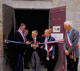 Inauguration du musée le 6 juin 2019