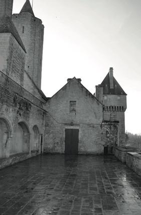 La terrasse du château