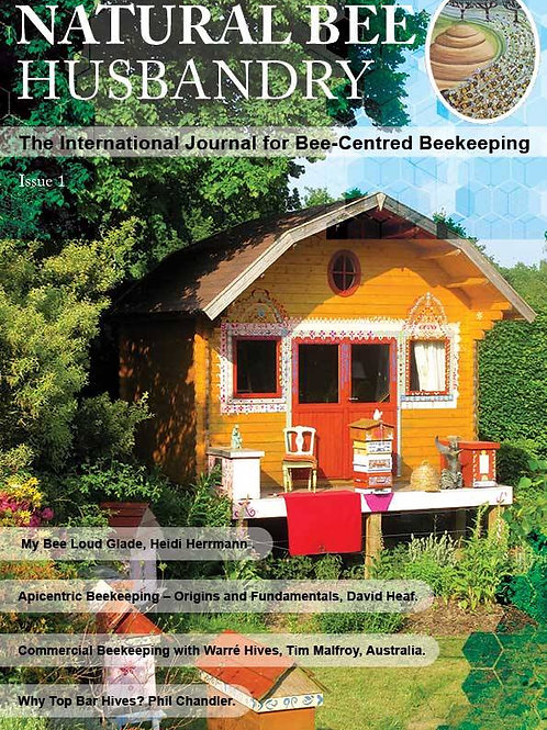 Natural Bee Husbandry Issue 1