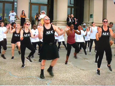 ADC at Dance the Vote (Missouri History Museum)