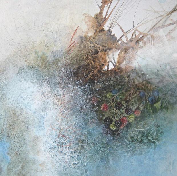 hedgrow : autumn
