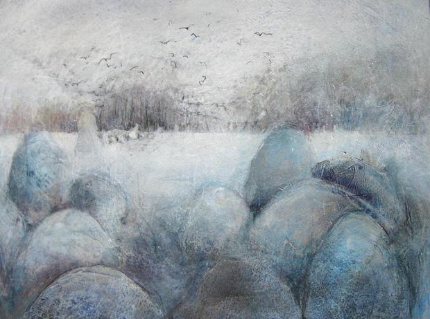 castlerigg: snowfall
