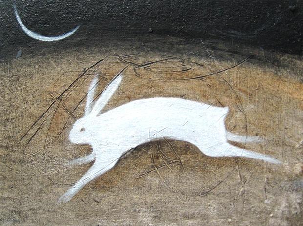 running hare # 2