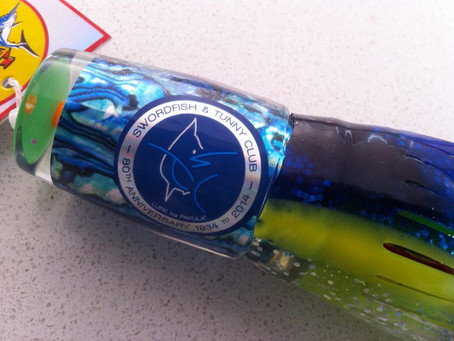 STC Pakula gamefish lure clearance