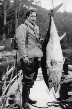 Bob Southey Bluefin Tuna