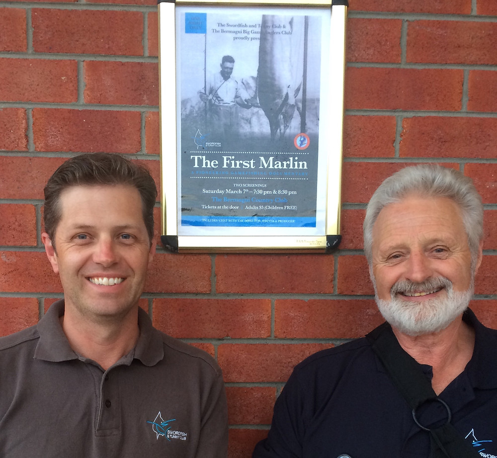 The First Marlin Game Fishing Documentary Screens at The Bermagui Country Club