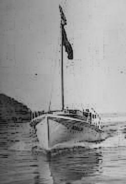 Zane Greys Boat