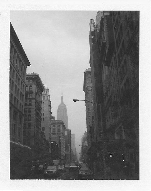 """FineArt Print - """"N.Y.C."""""""