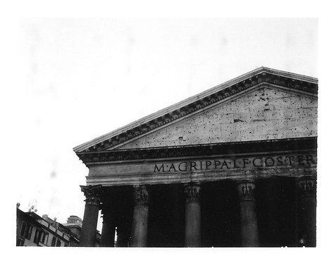 "FineArt Print - ""MONUMENT"""