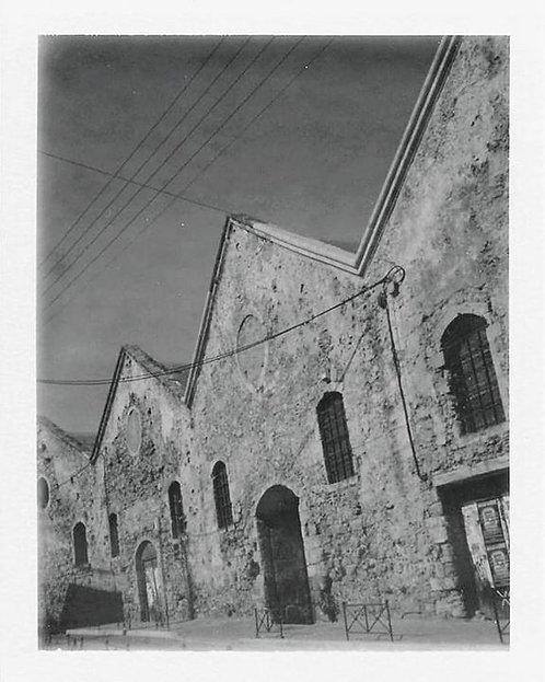"""FineArt Print - """"FORGOTTEN TOWN"""""""