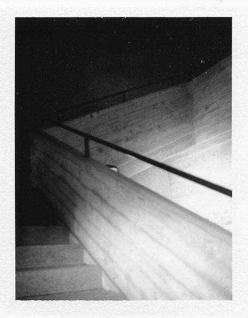 """FineArt Print - """"CONCRETE WALLS"""""""