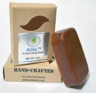 Ailie™ Natural Moisturizing Soap 6 oz Bar