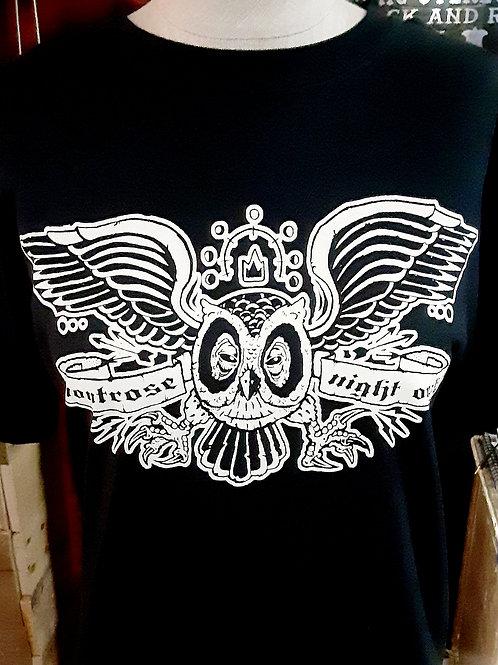 Montrose Night Owls shirt