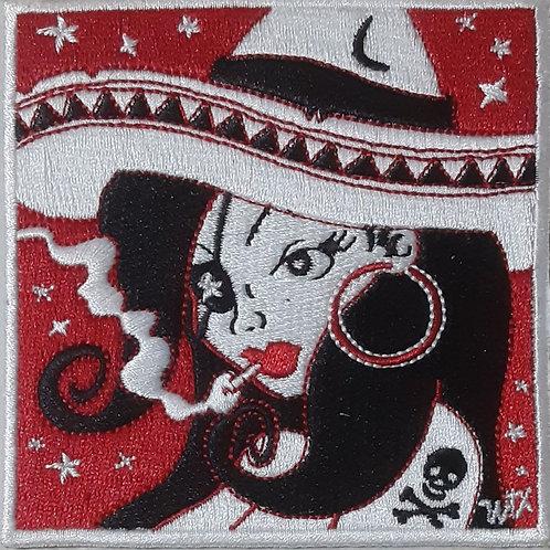 Sombrero woman...