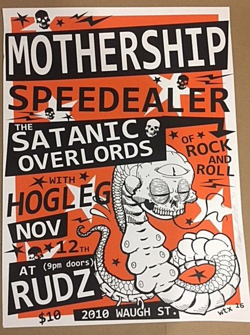 Mothership Poster
