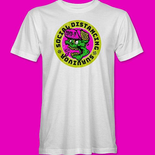 social distancing survivor shirt